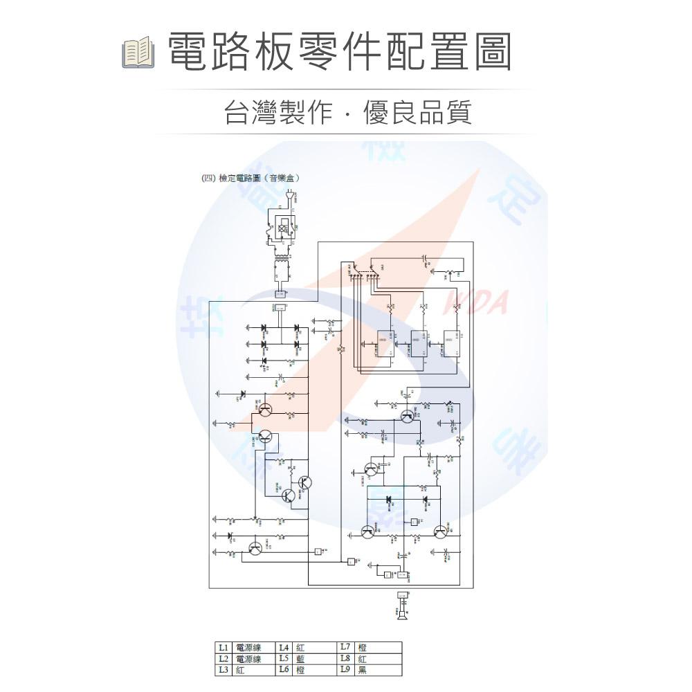 堃喬 堃邑 技能檢定 丙級 音樂盒 儀表操作與量測 二合一 技術士 工業電子 零件包 02800-100301 02800-100302